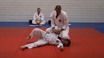Hapkido hosinsul - Jeilkwan