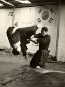 Hapkido Ko Baek-yong