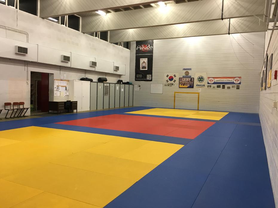 Hapkido Dojang 12 x 21 meter